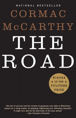 Cormac McCarthy - The Road book cover