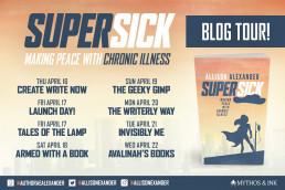 Allison Alexander's Blog Tour Schedule