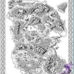 Devon Rue - Taur Syldor map