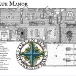 Devon Rue - Rue Manor map