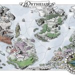 Devon Rue - Ortheiad map