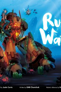 Rust and Water - Digital Cover